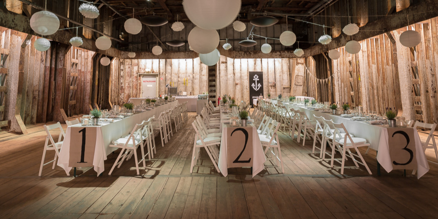 Hochzeit auf dem Stückgutfrachter MS Bleichen