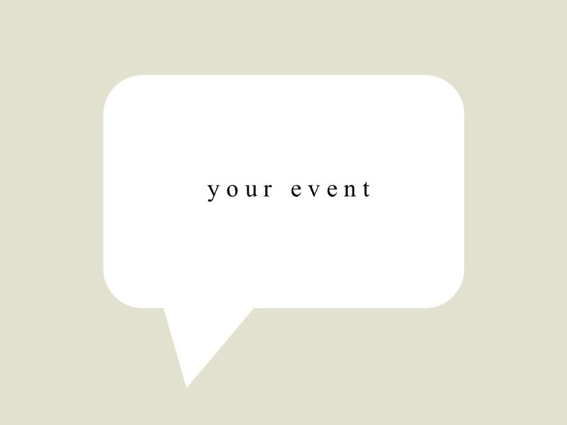 Your Event