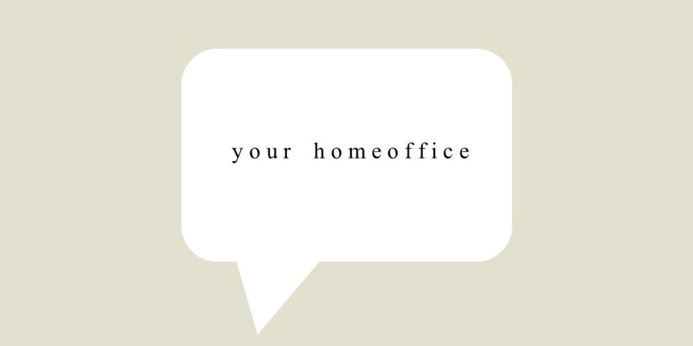 Homeofficeberatung für Dich oder zum Verschenken als Gutschein