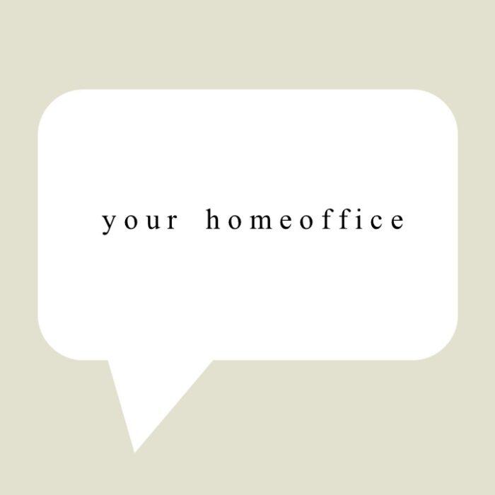 Homeofficeberatung für dich oder zum Verschenken