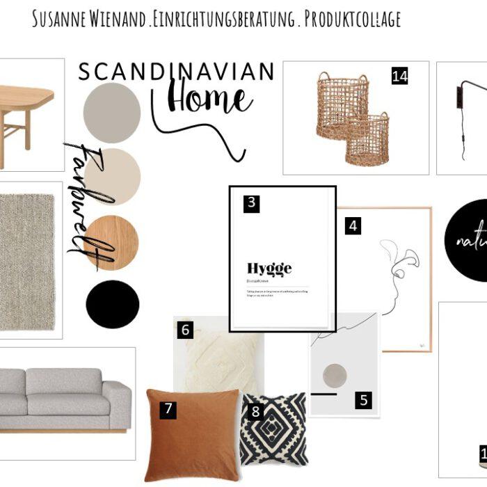 Produktcollage als Stylefinder